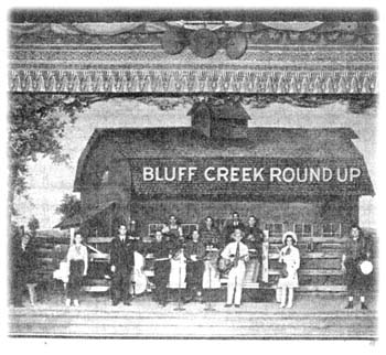 Bluff Creek Round Up
