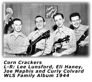 Corn Crackers - WLS - 1944