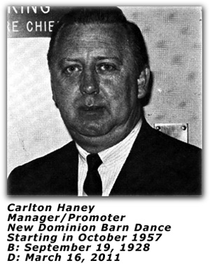 Carlton Haney