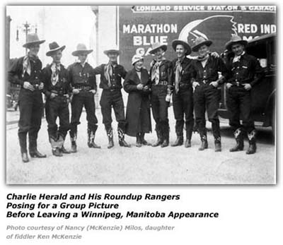 Charlie Herald and His Roundup Rangers
