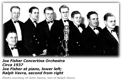 Joe Fisher Orchestra - 1937