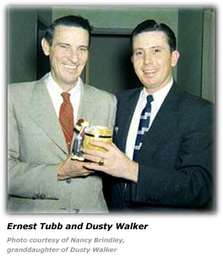 Dusty Walker - Ernest Tubb