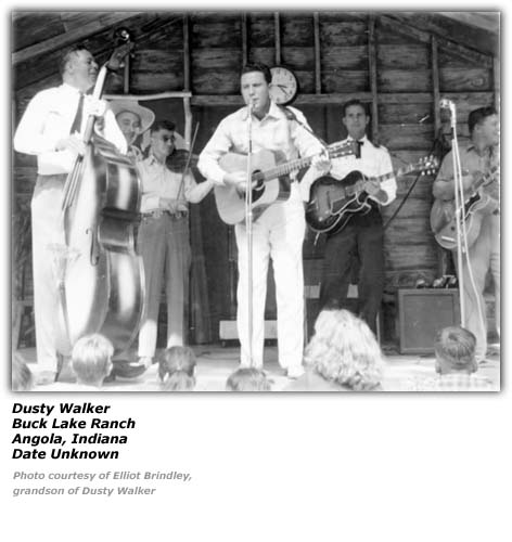 Dusty Walker - Buck Lake Ranch