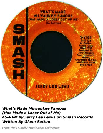 What's Made Milwaukee Famous - 45rpm