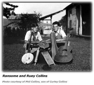 Ransome and Ruey (Curley) Collins
