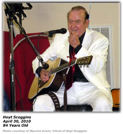 Hoyt Scoggins - April 2010 Performance