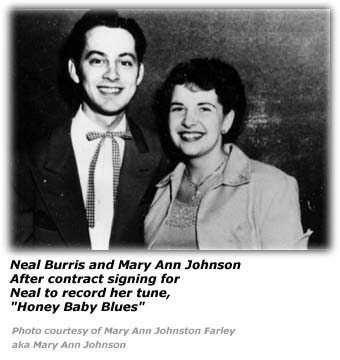 Mary Ann Johnson - MGM Records
