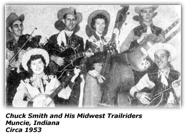 Chuck Smith and his Midwest Trail Riders
