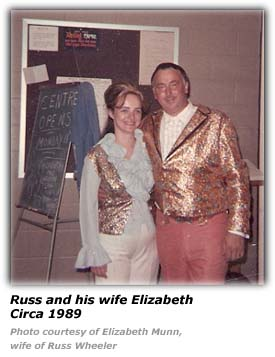 Elizabeth and Russ