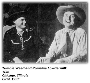 Romaine Lowdermilk