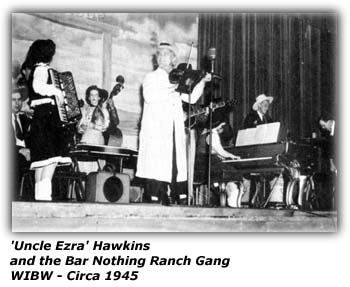 Uncle Ezra's Bar Nothin Ranch Gang - 1945