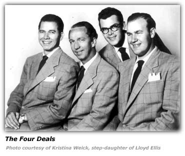 Lloyd Ellis - Four Deals