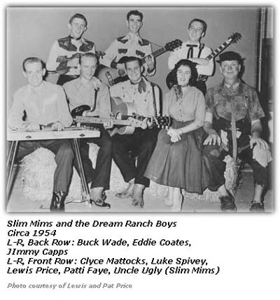 Dream Ranch Jamboree - 1950s