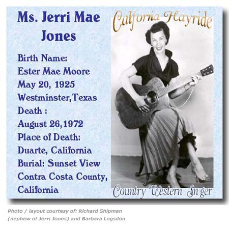 Jerri Jones