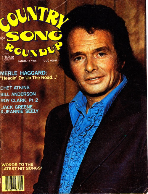 Merle Haggard - Country Song Roundup Jan 1976