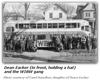 WIBW Gang and Bus