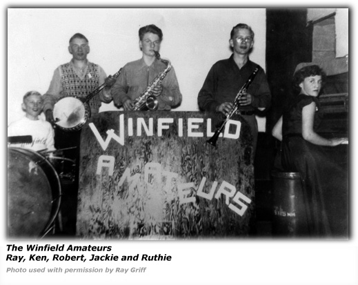 The Winfield Amateurs