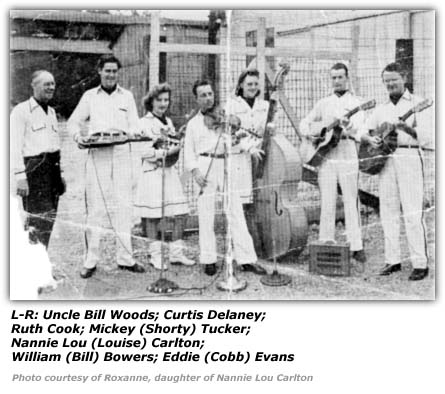 Uncle Billy Woods and His Cripple Creek Folks - Undated Photo 1