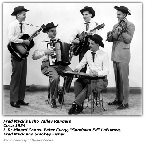 Fred Mack's Echo Valley Rangers