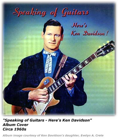 Ken Davidson - Speaking of Guitars
