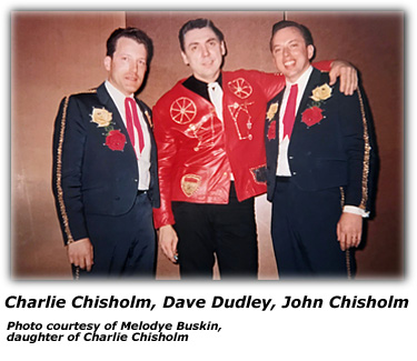 Chisholm Brothers with Dave Dudley