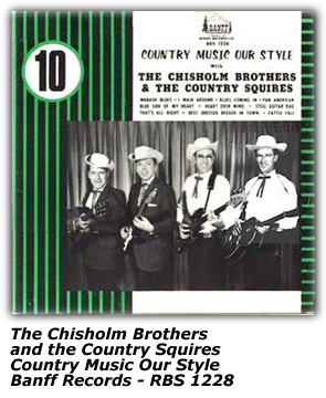 Album - Chisholm Brothers - Both Sides of the Chisholm Brothers